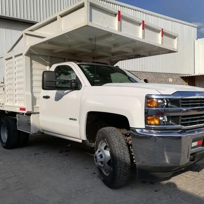 Camionetas 3 1/5 ton
