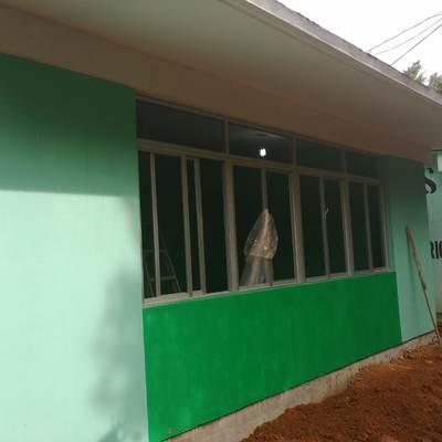 Construcción de escuela publica.