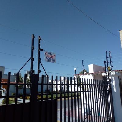 Cerco electrificado mas portón