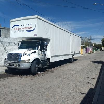Camion 90 metros cubicos
