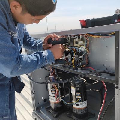Revisión de conexiones electricas