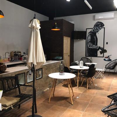 Montaje Cafetería