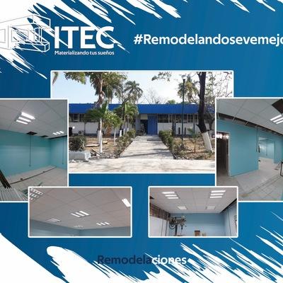 Edificio Ingeniería Eléctrica, Tecnológico Nacional, Tuxtla Gtz, Chiapas