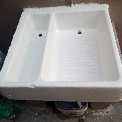 Pintura de lavado tinaco y cisterna