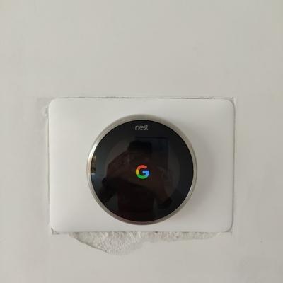 Termostato con tecnología de google