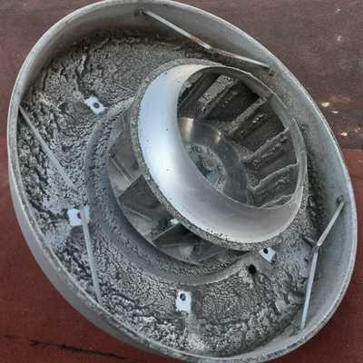 mantenimiento de hongo para aire acondicionado