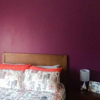 Cambio de color en habitación.