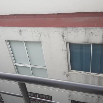 Pintando edifico