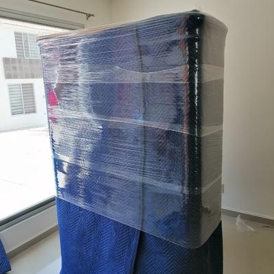 Protección de cantina con cristal.