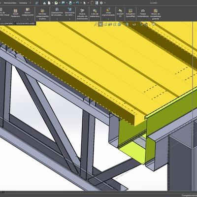 Diseño de estructura metalica