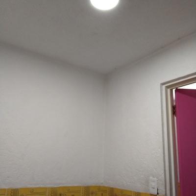 Instalación eléctrica en baños controladas por una pastilla TM