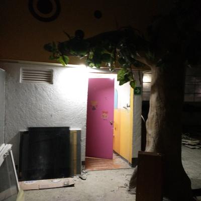Instalación eléctrica de un salón de fiestas