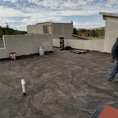 Impermeabilizacion residencial cantalagua