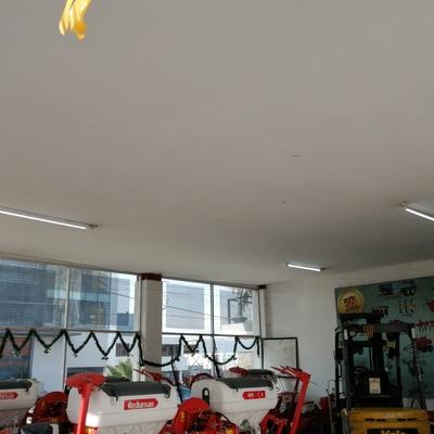 Instalación de lámparas led