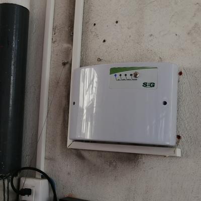 Energizador cerca eléctrica