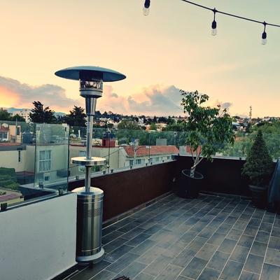 Roof Garden Satelite