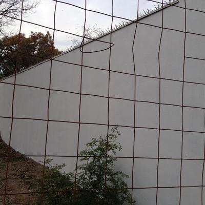 Foto después de aplicar Impermeabilizante de muro