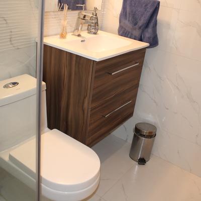 Remodelación de baño recámara principal