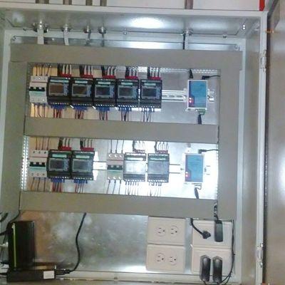 Control y monitoréo de instalaciones