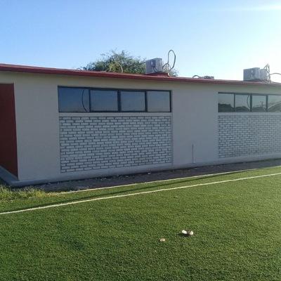 CONSTRUCCION DE DOS AULAS ADOSADAS