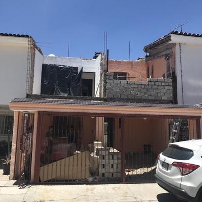 Proceso de ampliación y remodelación de casa habitación