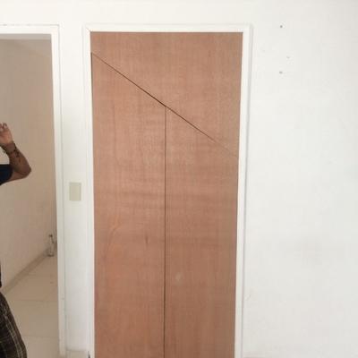 Transformación de puertas de alacena