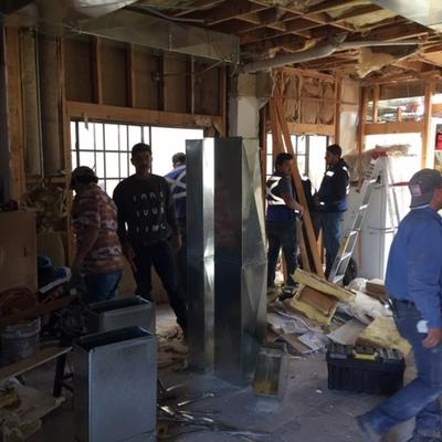 Demolicion para Remodelacion