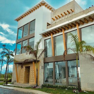 casa terminado en Laguna Puerto Cancun