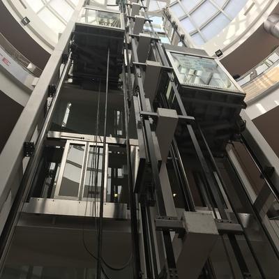 Elevadores de Pasajero Panorámicos para Centros Comerciales