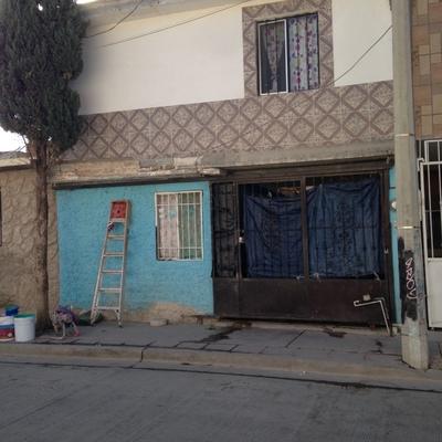 Aplicación de pintura en fachada antes!!
