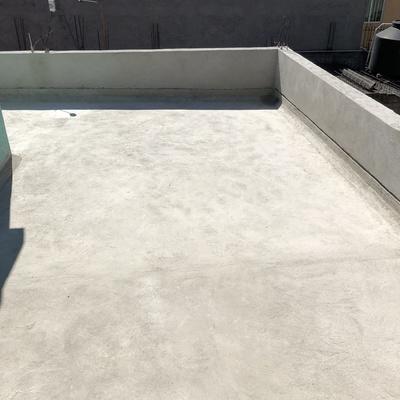 Reacondicionmiento de entortados de concreto en techos