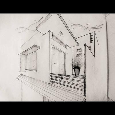 Proyecto de ampliación de casa habitación