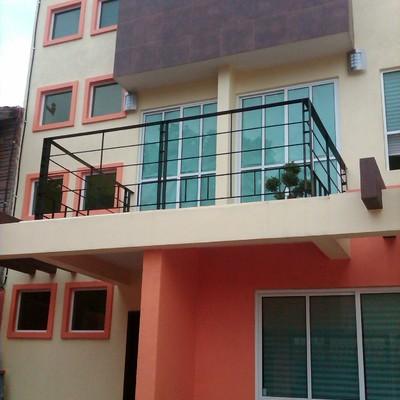Terraza de Casa Habitación