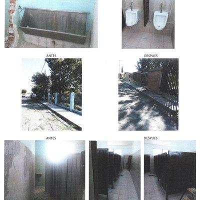 Rehabilitacion de baños