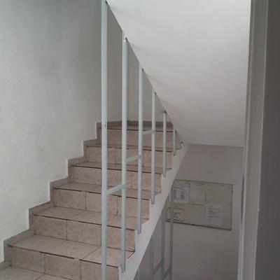 Remodelación en torre de escaleras