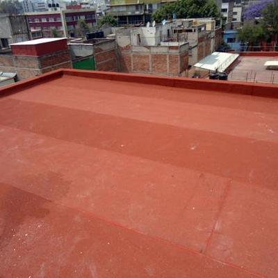 Impermeabilización con prefabricado