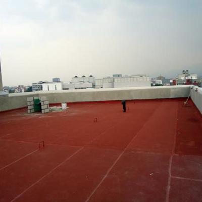 Impermeabilización de losa de azotea