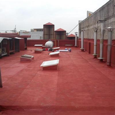 Impermeabilización Hotel Nezahualcoyotl