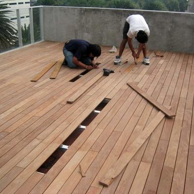 Instalacion de deck