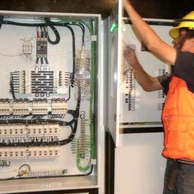 Instalacion tableros de control