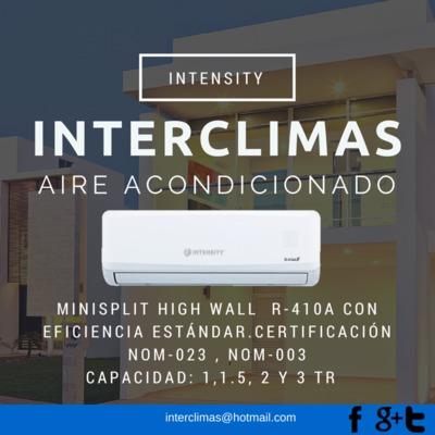 Intensity R410a