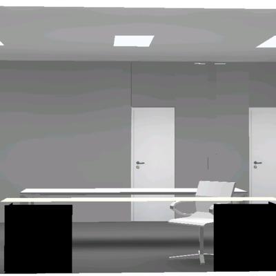 Diseño y construcción de oficina principal