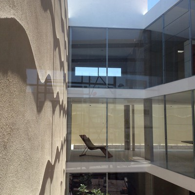 Jardin Central Casa 10° Residencial San Ángel