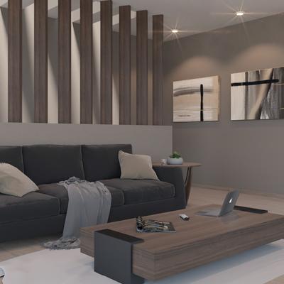 Living Room Casa La Vista 9