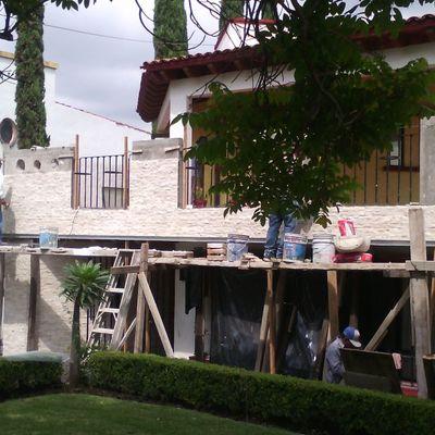 remodelacion de casa en lomas de cocoyoc