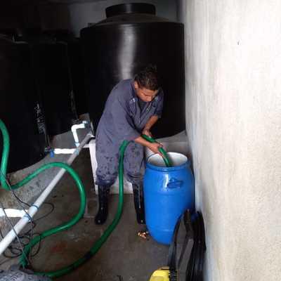 lavado de tinacos