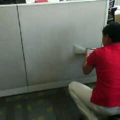 Limpieza en paneleria 3