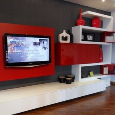 Mueble TV del Valle