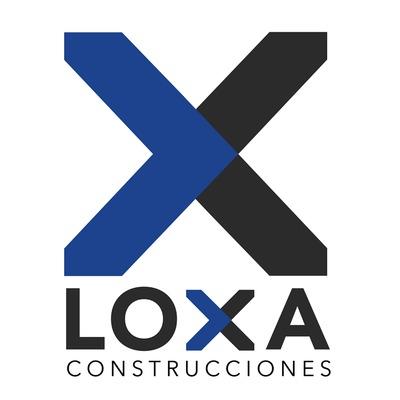 Logotipo Loxa Construcciones