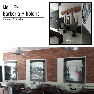Me´Ex Barberia y Boleria